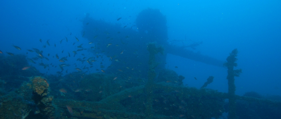 Wreck of the Salpi