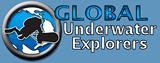Logo of the Global Underwater Explorers